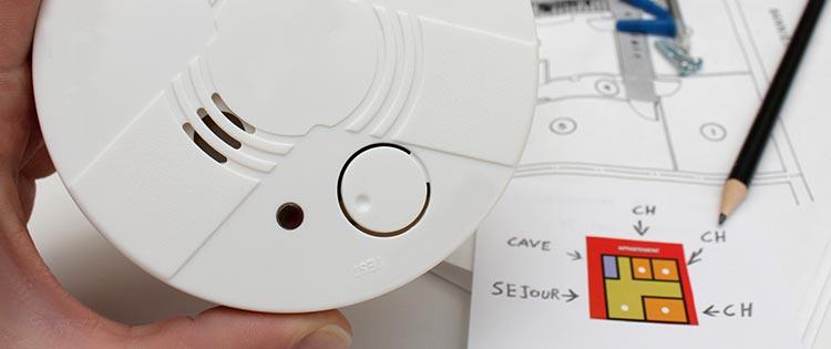prix détecteur de fumée à Metz